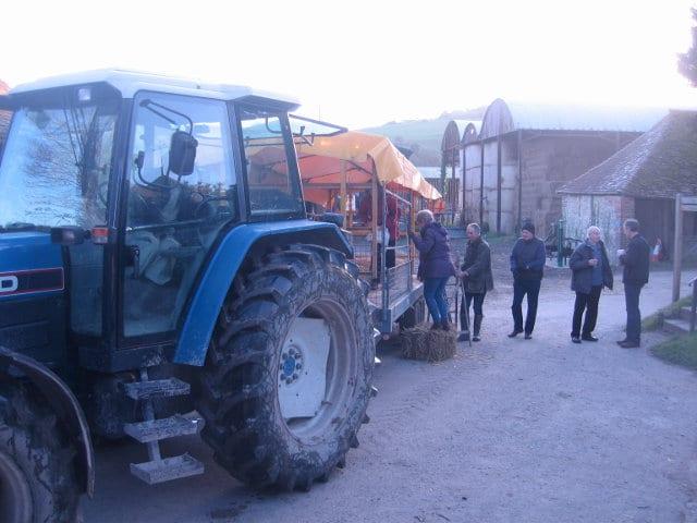 Tractor & trailer